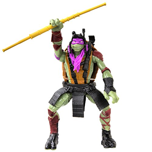 Teenage Mutant Ninja Turtles Movie Deluxe Donatello Figure