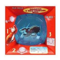 Van Ness 3 Way Exercise Hamster Ball with Stand