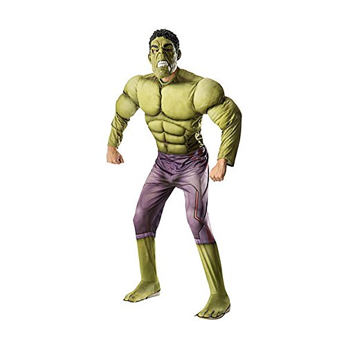Shindigz Halloween Party Deluxe Hulk Adult Costume