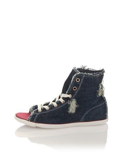 Converse Sneaker All Star Light Hi Open Toe [Blu Navy]