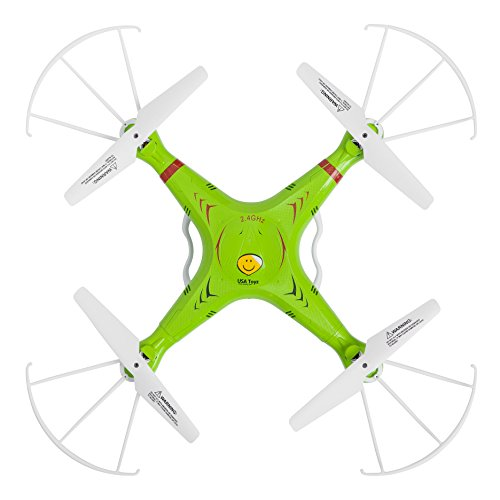 X5C-RC-Quadcopter-Drone-with-720p-HD-Camera-and-Headless-Mode-6-Axis-Gyro-RTF-Includes-EXTRA-Battery-to-Double-Flight-Time