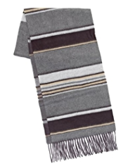 North Coast Striped Scarf