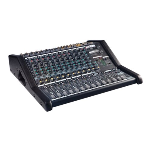 Yorkville Mc12D 12 Channel Desk Mixer