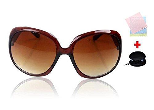 UVカットサングラス レディース UV400 採用で 紫外線 99.9%カット 花粉 花粉症 にも有効 SA-001BR