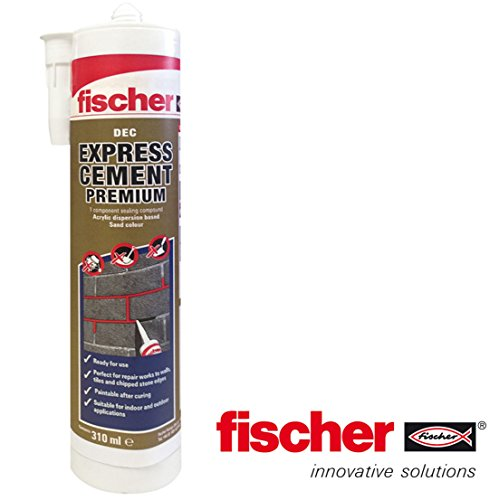 fischer-dec-express-premium-ready-mix-cement-repair-cartridge-310ml-tube-sand