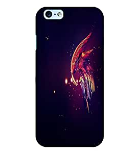 Citydreamz Abstract Hard Polycarbonate Designer Back Case Cover For Apple Iphone 4/4S