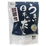 無添加 うまい日本のだし 混合だし(鯖節・鰹節) 10g*10袋