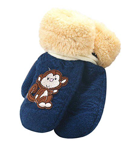 flyingsky-boys-and-girls-warm-gloves-monkey-cartoon-children-gloves-navy