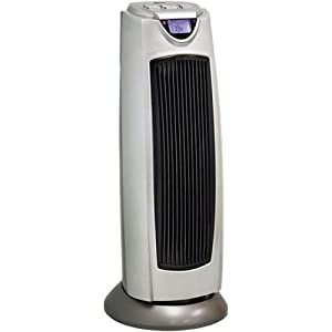 Amazon Com Ragalta Tower Fan Heater Combo With Remote