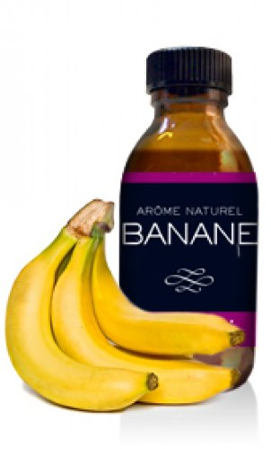 Arôme alimentaire naturel Banane 50ml
