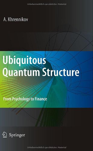 Ubiquitous Quantum Structure: From Psychology to Finance