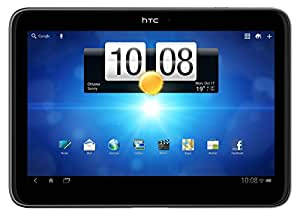 "HTC Jetstream P715a 16GB 10.1 Inch Unlocked 4G + Wi-Fi Tablet PC with Android 3.1 OS, Dual-Core Processor, 10.1"" LCD Multi-Touchscreen, 8MP Camera + Secondary 1.3MP Camera, Video, GPS, Wi-Fi, Bluetooth, SNS Integration, Google Apps and MP3 Player - Black"