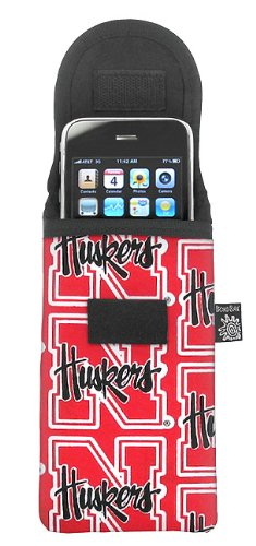 University of Nebraska Phone Case Glasses Holder Cornhuskers Fits APPLE IPHONE TOUCH Samsung LG Nokia and more