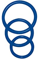 You2Toys- 5192780000- Anneau de penis Sexy Circles bleu