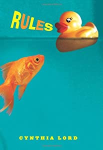 Cover of &quot;Rules (Newbery Honor Book)&quot;