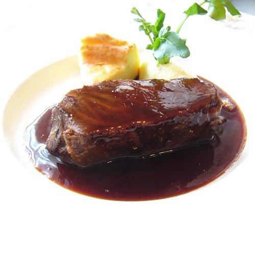 青森県産 牛ほほ肉の赤ワイン煮込み 約100g