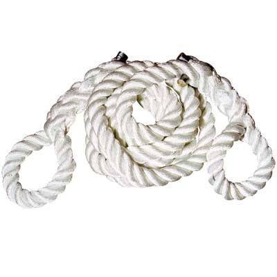 Image of Hercules 1 1/4in. x 20ft. Nylon Tow Rope with Eyes, Model# T4020E (B00016BHZ0)