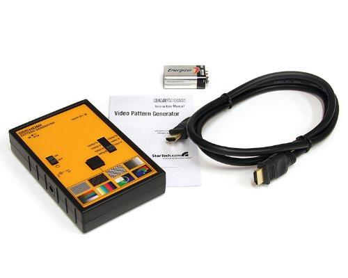 StarTech HDMI / DVI Video Test Pattern Signal Generator Black Friday & Cyber Monday 2014