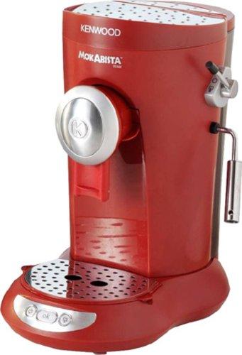 Kenwood MokAbista ESP101 Cafetière espresso rouge