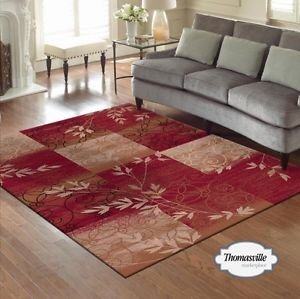 thomasville-woven-rug-63-x-89-red-squares