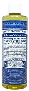 Dr. Bronner's, Liquid Soap, Peppermin…