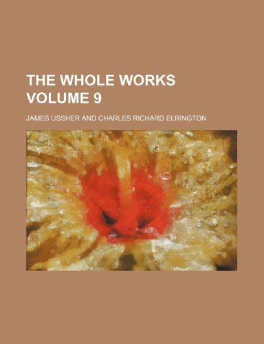 The whole works Volume 9