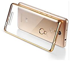 Kaira electroplated_Redminote3 Bumper Back Case Cover For Xiaomi Redmi Note 3