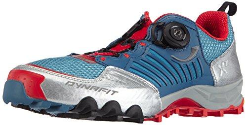 Dynafit - MS FELINE X7, Scarpe da trail running da uomo, Blu (0333 Silver/Opale), 42