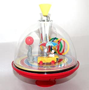 Bolz Circus Fun Spinning Top