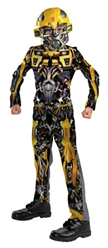 Boys Bumblebee Classic Kids Child Fancy Dress Party Halloween Costume