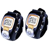 Walkie Talkie Watches (Pair)by Thinkgizmos.com