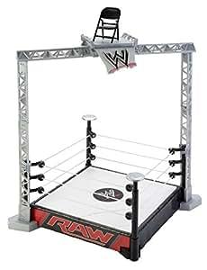 Mattel WWE Super Strikers Slam n Launch Arena Playset