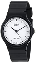 Casio Men's MQ24-7E Classic Analog Watch $8.44