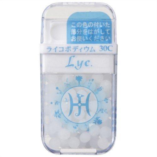 ホメオパシージャパンレメディー 基本24 Lyc. ライコポディウム 30C 大ビン