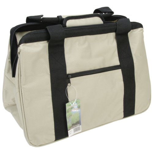 JanetBasket Eco Bag, 18-Inch x 10-Inch x 12-Inch, Olive from JanetBasket