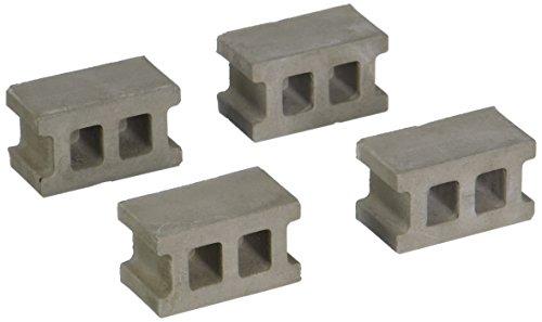 molla-espacio-unisex-adult-bloque-de-hormigon-iman-set-estandar