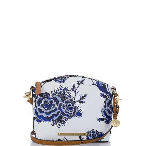 Mini Duxbury Crossbody<br>Delft Blue