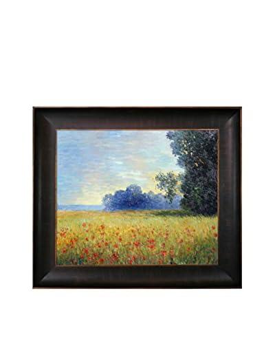 Claude Monet Oat Fields Hand-Painted Oil Reproduction