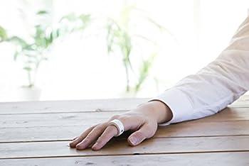 Ring ZERO Lサイズ White RPW-001-03