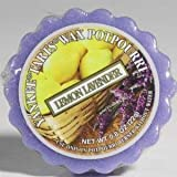 Yankee Candle House Warmer Tart - Lemon Lavender x 5