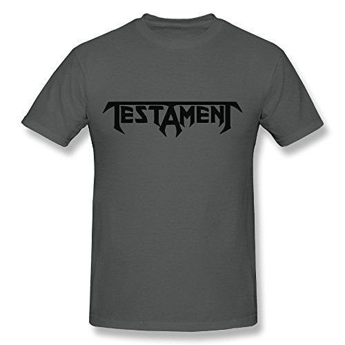 Men's Testament Logo T Shirt