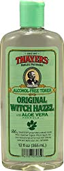 Thayers Witch Hazel With Aloe Vera Original Alcohol Free 12 Fl Oz