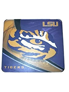 Buy LSU Tigers Mouse Pad by Hunter