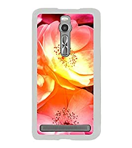 ifasho Designer Phone Back Case Cover Asus Zenfone 2 ZE551ML ( Quotes on Creativity Takes Courage )