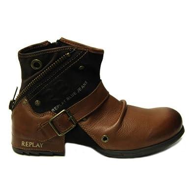 replay stiefel boots herren ru010009l clinic tan gr e 46. Black Bedroom Furniture Sets. Home Design Ideas