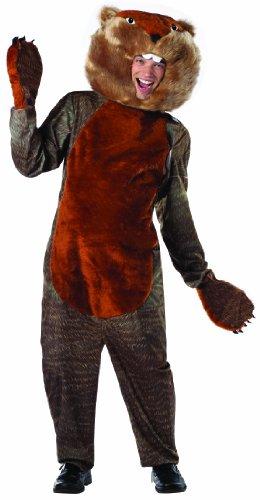 Rasta Imposta Caddyshack Gopher, Brown, One Size