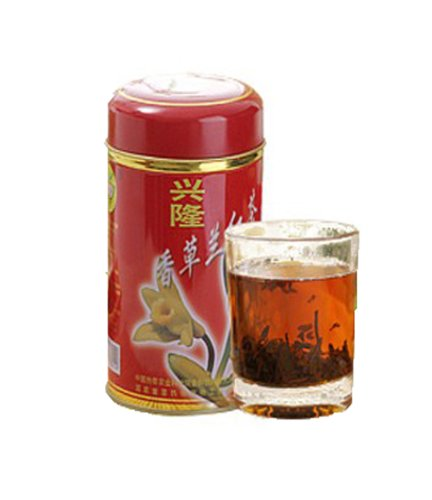 Vanilla Recommend Suitable For Autumn And Winter Drink Tea Tropical Botanical Garden