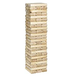 Towering Timbers Giant Stacking Game