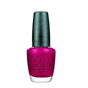 OPI Nail Lacquer, I'm Really Not a Waitress, 0.5-Fluid Ounce
