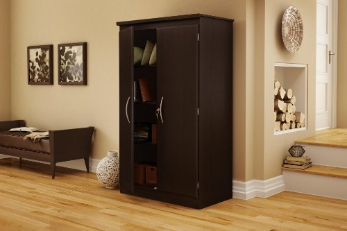 Storage Cabinet Chocolate